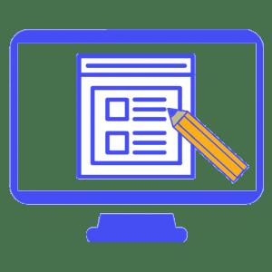 طراحی سایت شخصی در وب نشر